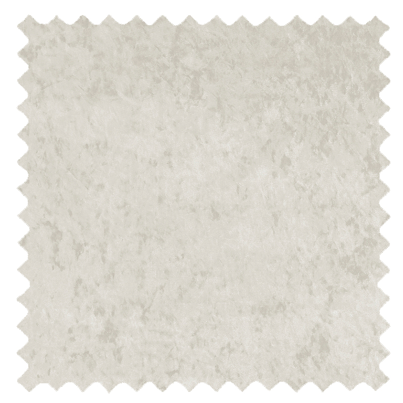 Crushed Velvet White swatch